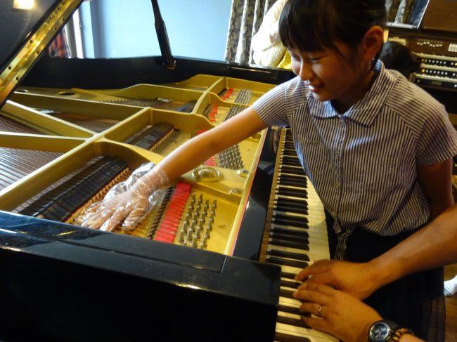 ピアノ解体SHOW